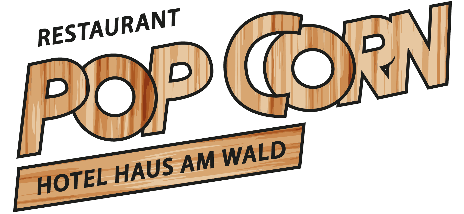 hotel haus am wald restaurant pop corn arosa