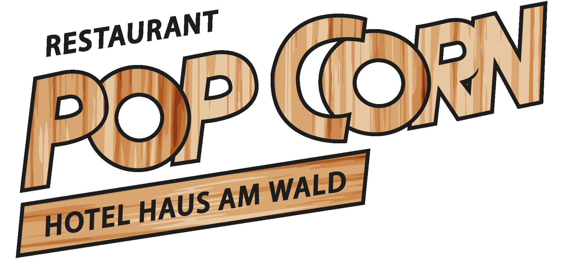 hotel haus am wald restaurant pop corn arosa